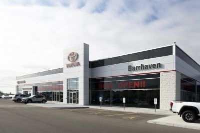 Exterior of Myers Barrhaven Toyota Dealership